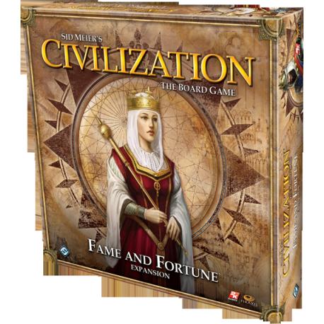 Civilizacija papildymas: Fame and Fortune