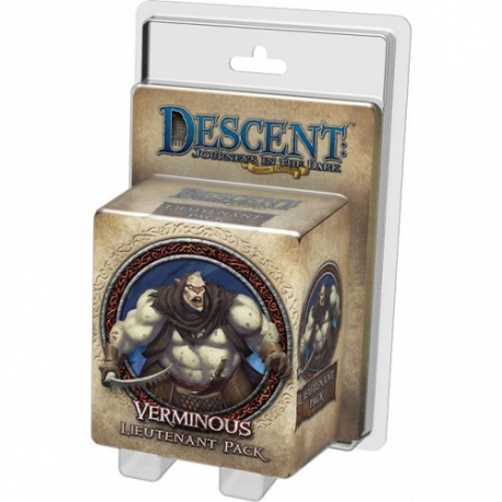 Descent 2nd Ed: Verminous Lieutenant