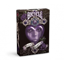 Bicycle kortos: Anne Stokes Dark Hearts