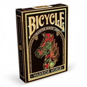 Bicycle kortos: Warrior Horse