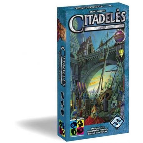 Citadelės