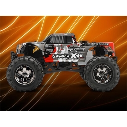 RTR SAVAGE 4.6 2.4GHz