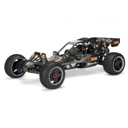 BAJA 5B SS KIT + 5B-1 CLEAR BODY