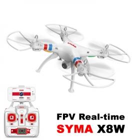 Dronas SYMA X8W su FPV kamera