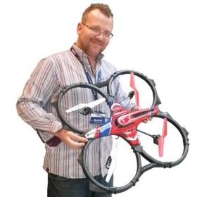 Dronas SYMA X6