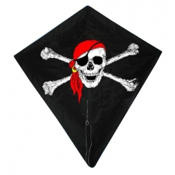 Aitvaras Diamond Pirate, 82x88cm