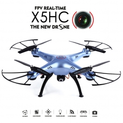 Dronas SYMA X5HC 2MP kamera