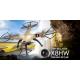 Dronas SYMA X8HW 4CH su kamera FPV