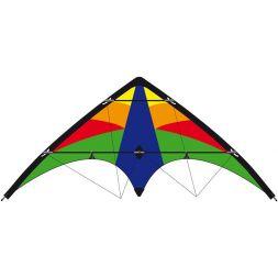 Aitvaras Stunt Pilot Diamant Rainbow, 100x140cm
