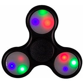 Fidget Spinner su LED lemputėmis