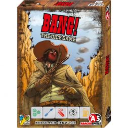 Bang! Kauliukų žaidimas