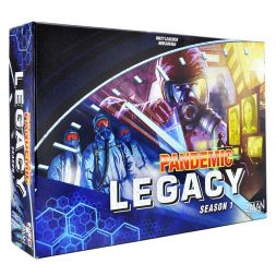 Pandemic Legacy Blue Season 1