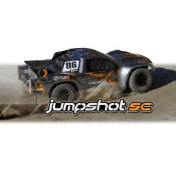 HPI Jumpshot SC RTR 1/10 2WD Electric Short Course Truck