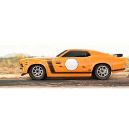 HPI Baja 5R 1970 Ford Mustang Boss 302 1/5th scale 2WD on-road