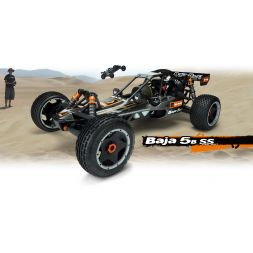 HPI Baja 5B SS KIT 1/5th scale 2WD Buggy