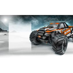 HPI RTR BULLET MT 3.0 1/10th Scale 4WD Nitro Monster Truck
