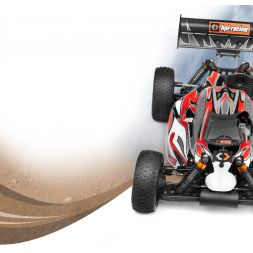 HPI RTR TROPHY 3.5 BUGGY 1/8th Scale 4WD Nitro Buggy