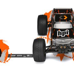 HPI RTR Savage XL 5.9 RTR 1/8th scale Nitro-Powered Monster Truck