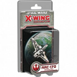 Star Wars X-Wing: ARC-170 (Wave IX)