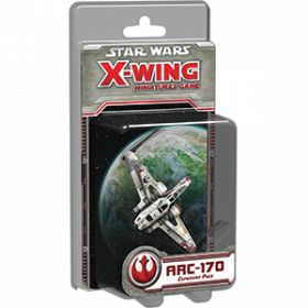 Star Wars X-Wing: ARC-170 (Wave IX)