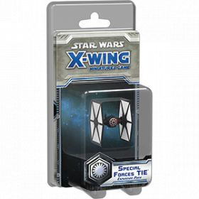 Star Wars X-Wing: Special Forces TIE (Wave IX)