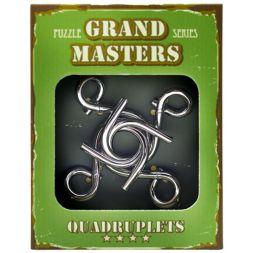 Galvosūkis Grand Master Ketvertukas ****