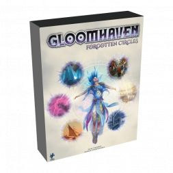 Gloomhaven: Forgotten Circles (papildymas)