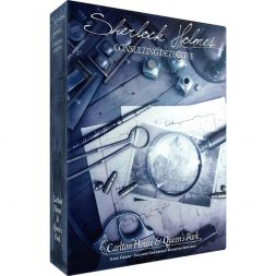 Sherlock Holmes Consulting Detective: Carlton House & Queen's Park