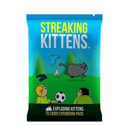 Exloding Kittens Streaking Kittens