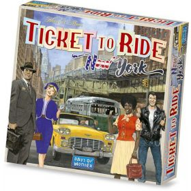 Ticket To Ride New York Nordic