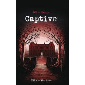 Comic where you are the hero - Captive
