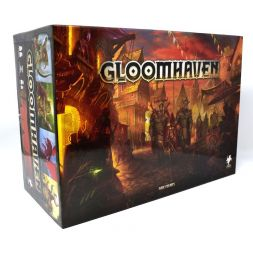 Gloomhaven (2nd printing, 3rd wave)
