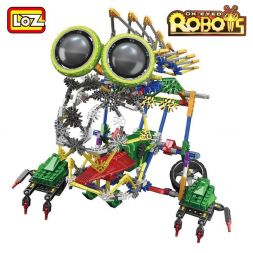 "Konstruktorius ""Ox-Eyed 3026"""