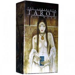 Taro kortos The Labyrinth