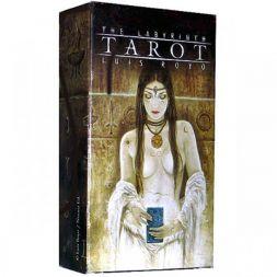 Taro kortos The Labyrinth