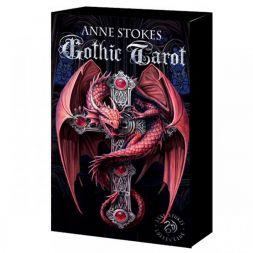 Taro kortos Anne Stokes Gothic Tarot