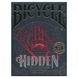 Bicycle Hidden kortos