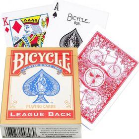 Bicycle League kortos