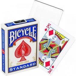 Bicycle Blank Back Standard Face kortos