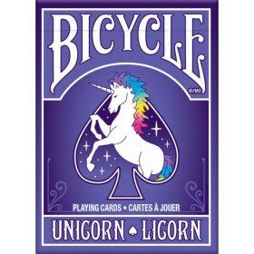 Bicycle kortos Unicorn