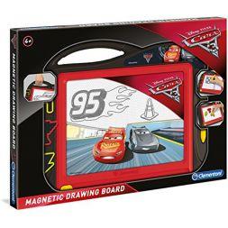 Magnetinė piešimo lenta 'Cars'