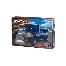 Konstruktorius: sunkvežimis