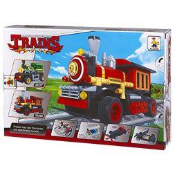 Konstruktorius: lokomotyvas
