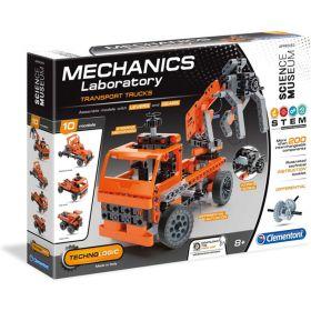 Konstruktorius: Sunkvežimiai