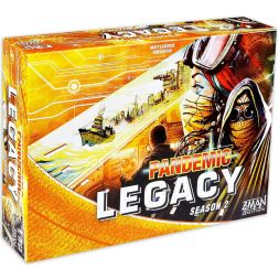 Pandemic: Legacy Season 2 (Yellow Ed.)