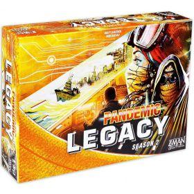 Pandemic: Legacy Season 2 (Yellow Ed.)