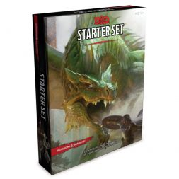 Dungeons & Dragons Starter Set 5th Ed.