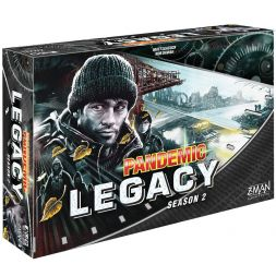 Pandemic: Legacy Season 2 (Black Ed.)