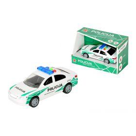 Policijos automodelis su garsais