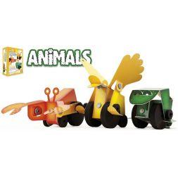 Konstruktorius: Animals
